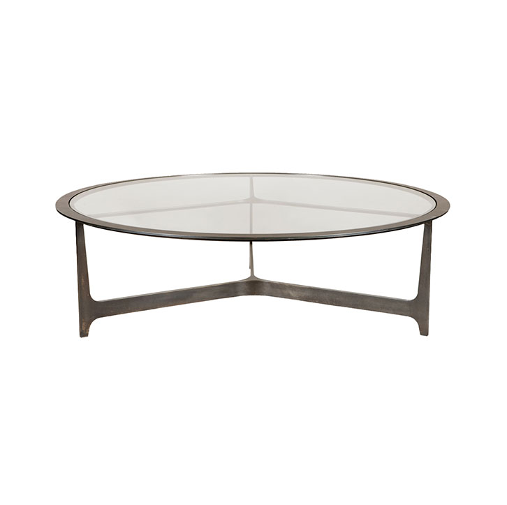 Christopher Hall Orbit Round CoffeeTable Retrograd Collection - Orbit coffee table